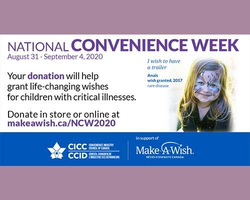 National Convenience Week