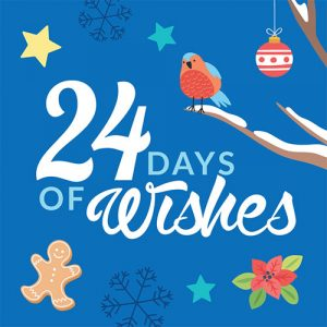 24 Days of Wishes