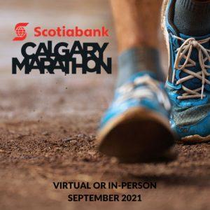 2021 Scotiabank Calgary Marathon