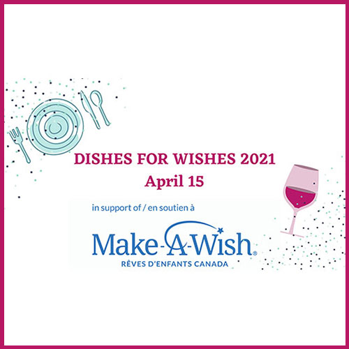Dishes For Wishes