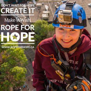 2021 Rope for Hope Calgary