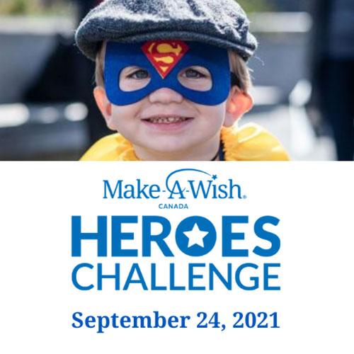Heroes Challenge Nova Scotia