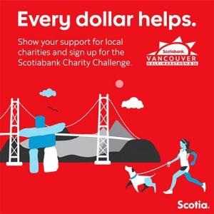 Scotiabank Vancouver Half-Marathon & 5K Virtual Race