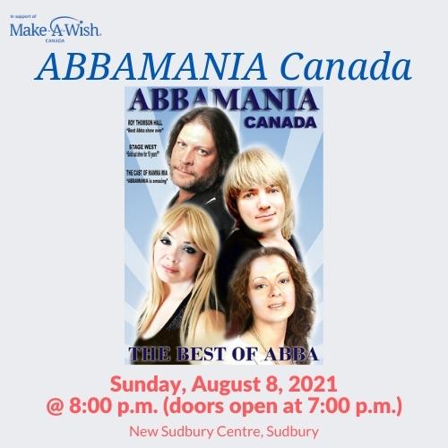 Abbamania Canada