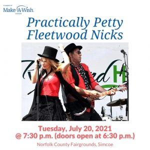 Practically Petty Fleetwood Nicks