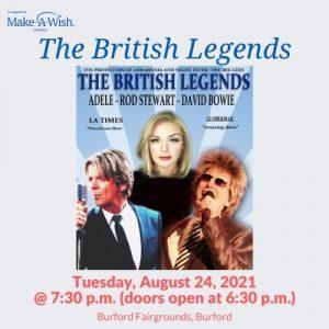 The British Legends Burford