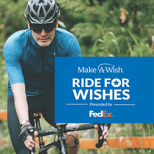 RIDE FOR WISHES