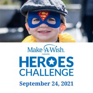 Heroes Challenge New Brunswick