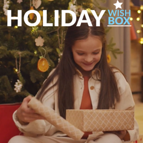 Holiday Wish Box